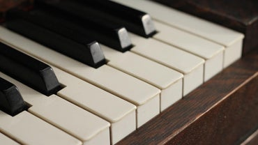 How Many Notes Are There on a Piano?