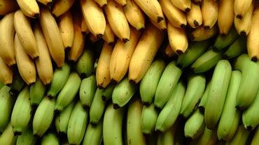 How Many Ounces Is an Average Banana?