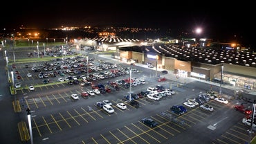 How Many Parking Spaces Can Fit Per Acre?