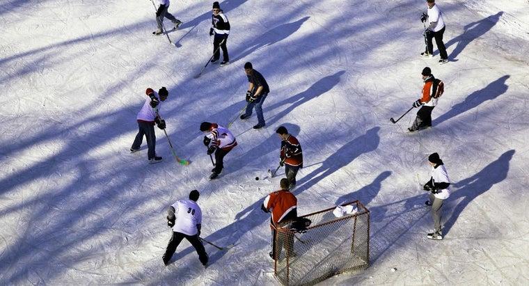 many-players-hockey-team