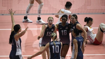 How Many Players Are in a Volleyball Team?