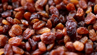 How Many Raisins Are in One Gram?