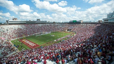 How Many Rows Are There in Doak Campbell Stadium?
