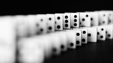 How Many Spots Are on a Standard Set of Dominoes?