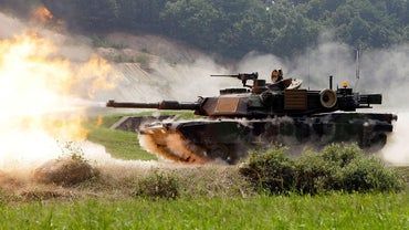 How Many Tanks Does the United States Have?