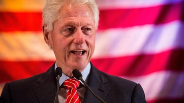 How Many Terms Did Bill Clinton Serve?