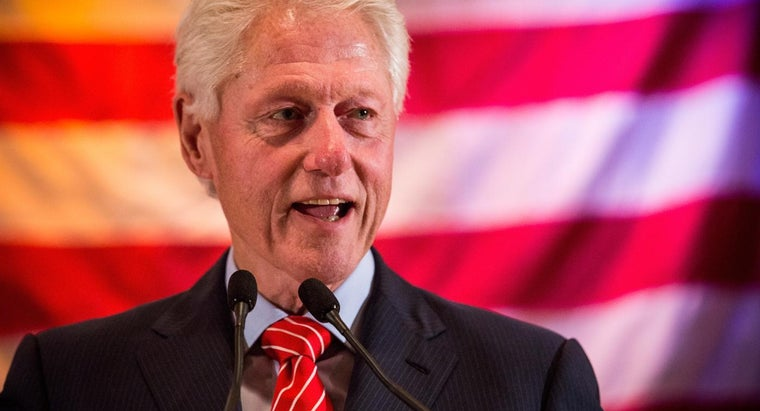 many-terms-did-bill-clinton-serve
