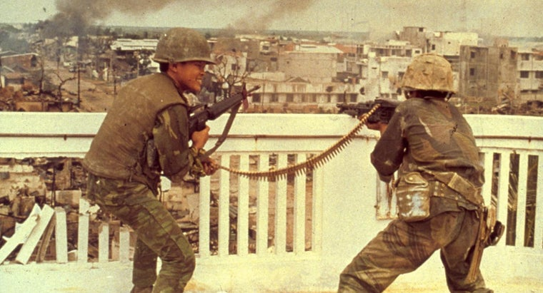 40 of the most iconic Vietnam War photos