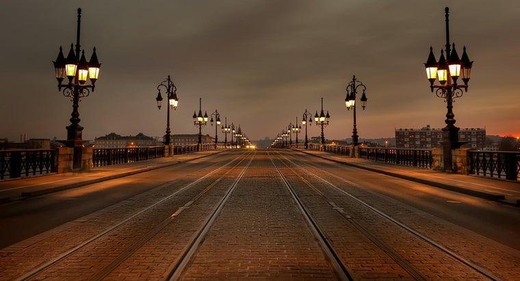 many-watts-street-light-use