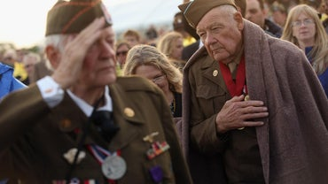 How Many World War II Veterans Are Still Alive?