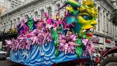 How Are Mardi Gras Parade Floats Made?