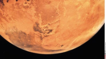 When Was Mars Discovered?