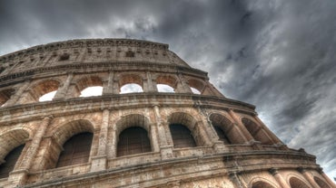 What Materials Were Used to Build the Colosseum?
