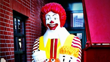 What Are the McDonald's Characters' Names?