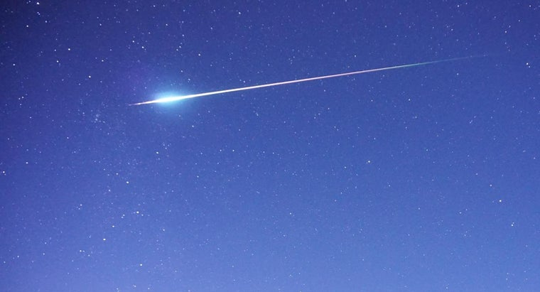 meteors-made