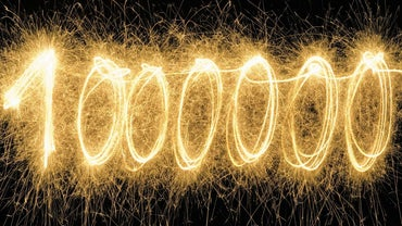 What Does a Million Look Like in Numbers?