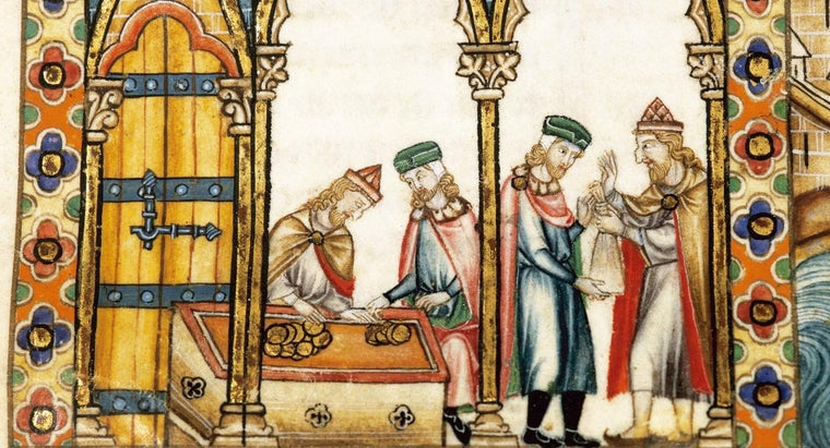 money-did-use-medieval-times