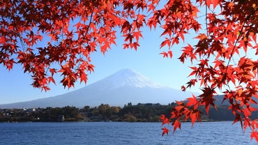 How Was Mount Fuji Formed?