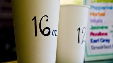 How Much Does 12 Fluid Ounces Weigh?