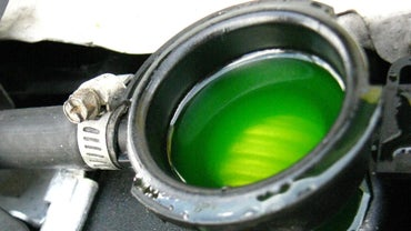 How Much Antifreeze Should One Put in One's Car?