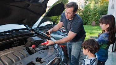 How Much Does an Average Car Battery Weigh?