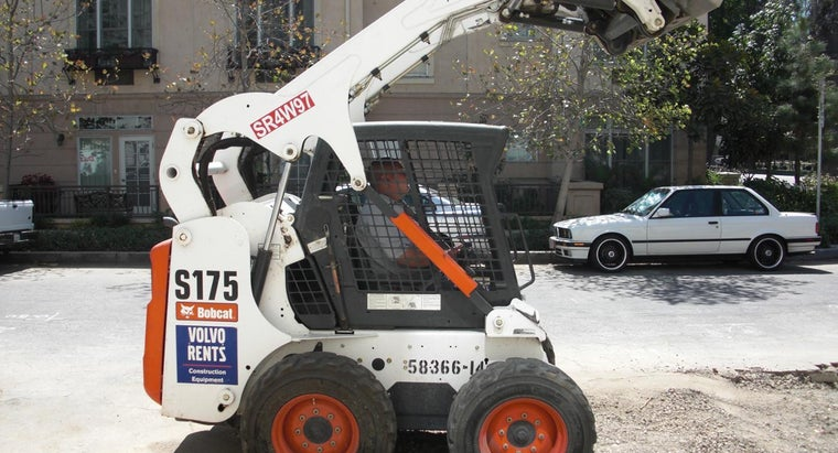How Much Does a Bobcat Loader Weigh? | Reference com