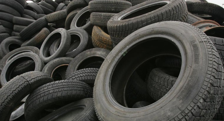 How Much Does a Car Tire Weigh? | Reference com