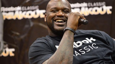 How Much Did Shaq Weigh When He Was Born?