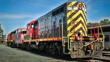 How Much Does a Diesel Locomotive Weigh?
