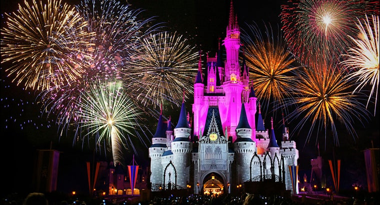 much-disney-spend-fireworks-night