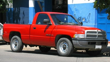 How Much Does a Dodge Ram Weigh?