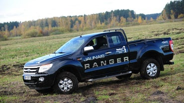 How Much Does a Ford Ranger Weigh?