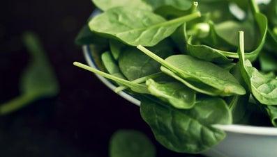 How Much Frozen Spinach Equals Fresh Spinach?