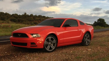 How Much Horsepower Does a Mustang Have?