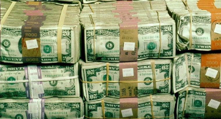 much-money-pound-20-bills