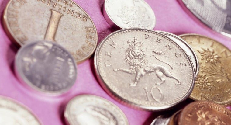 How Much Is One Shilling in American Money? | Reference com