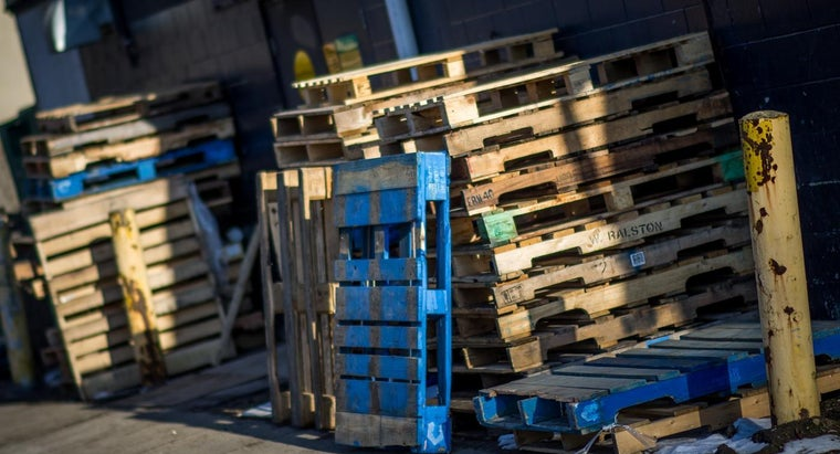 How Much Does A Pallet Weigh Referencecom