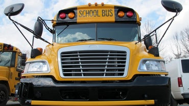 How Much Does a School Bus Weigh?