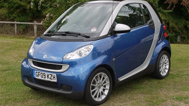 How Much Does a Smart Car Weigh?