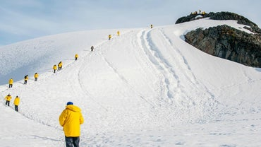 How Much Snow Falls in Antarctica Each Year?