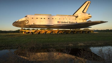 How Much Does the Space Shuttle Weigh?