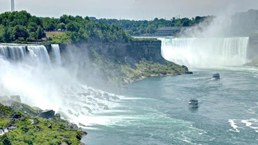 How Much Water Pours Over Niagara Falls Every Second?