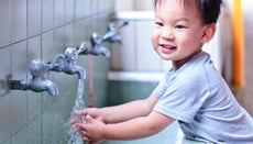 How Much Water Does It Take to Wash Your Hands?