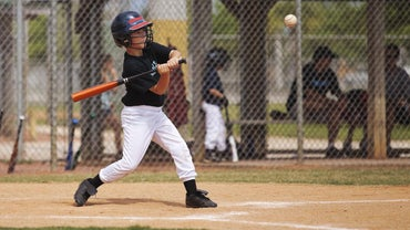 Which Muscles Are Used During a Baseball Swing?