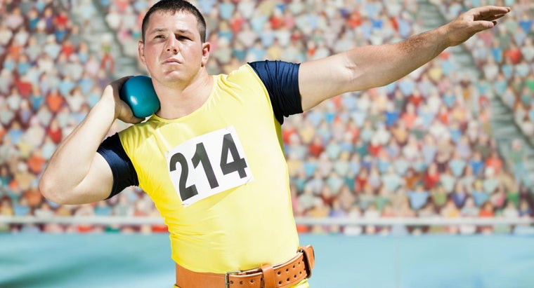 muscles-used-throw-shot-put