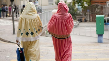 What Are Muslim Veils Called?
