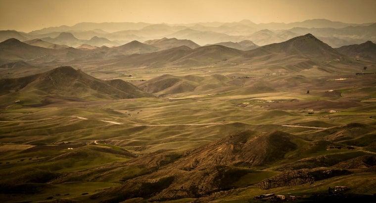 name-mountain-range-northwest-africa