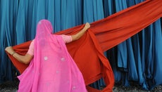 What Are the Names of the Different Types Silk in India?