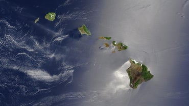 What Are the Names of the Eight Hawaiian Islands?