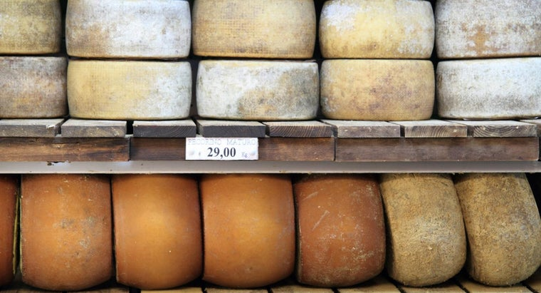 What Are Some Names of Unprocessed Cheeses? | Reference com